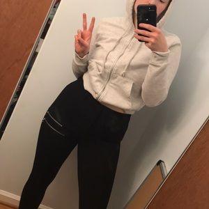 Zara Leggings with Zippers